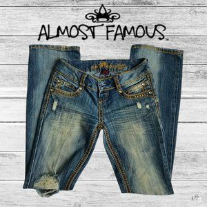 ⤵️ALMOST FAMOUS jeans